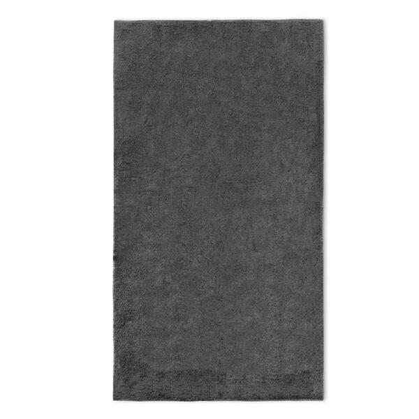 strandlaken antraciet grijs borduren
