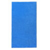 strandlaken kobalt blauw borduren